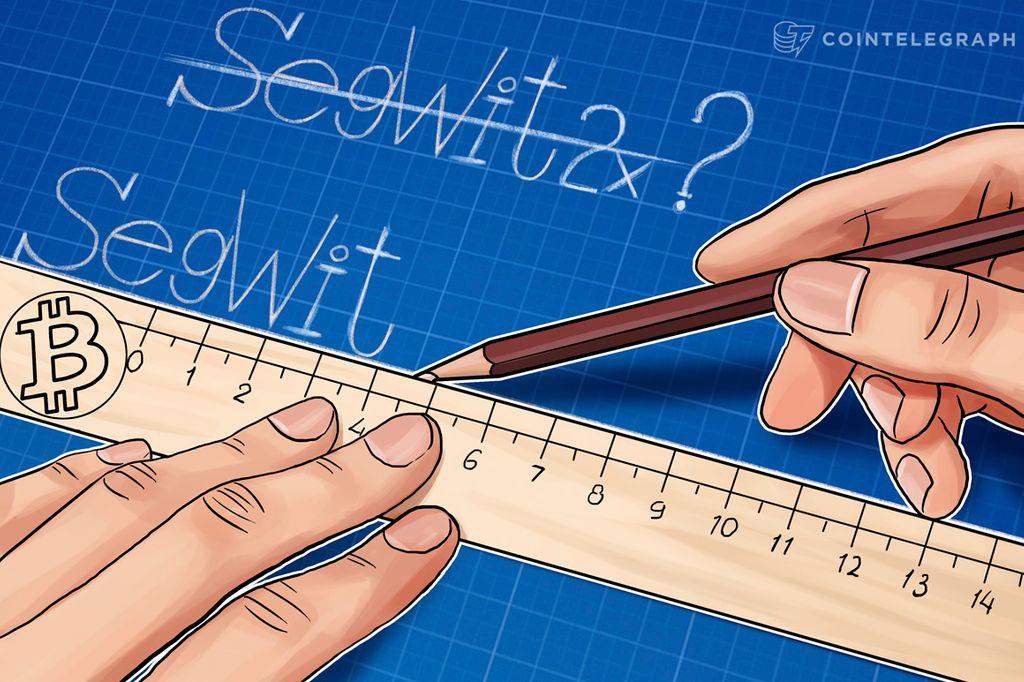 SegWit vs. SegWit2x, Erklärt