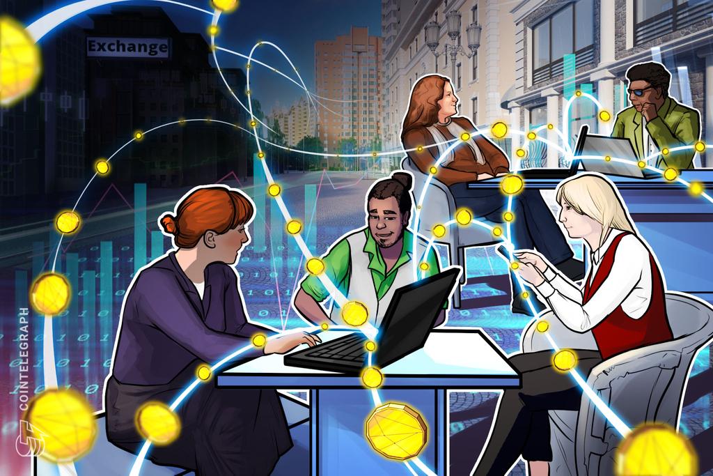 How does otc crypto trading work