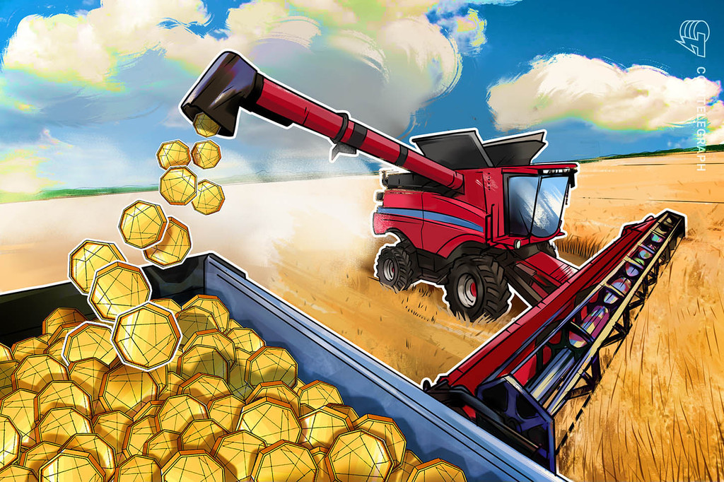 Yield Farming trong Defi tài chính phi tập trung
