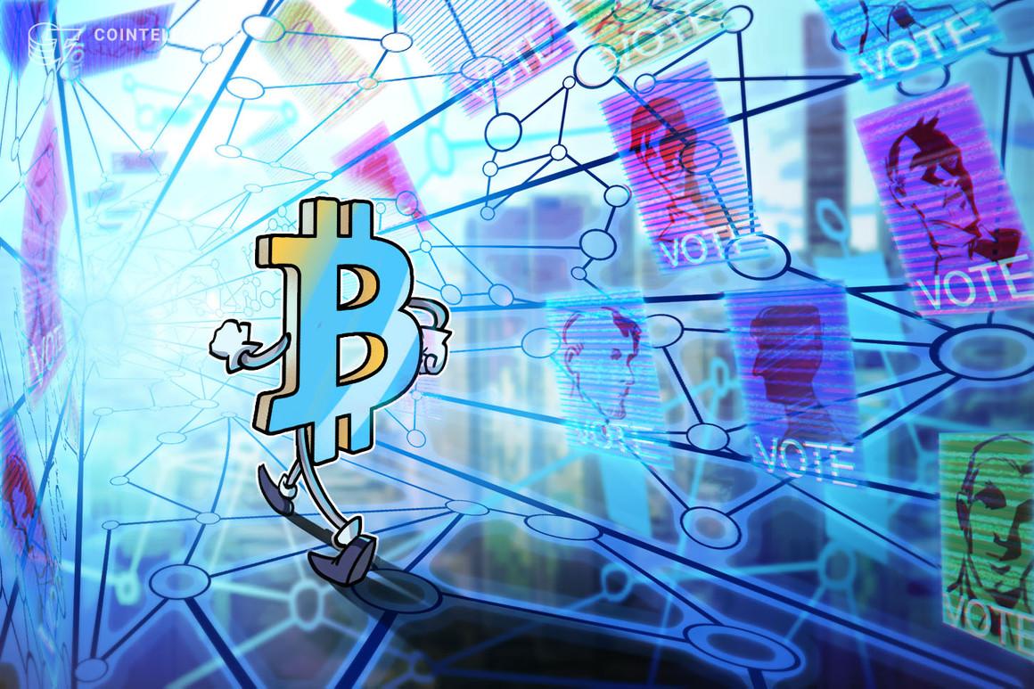 Durante la notte delle elezioni c'è stato un picco di scambi di Bitcoin future