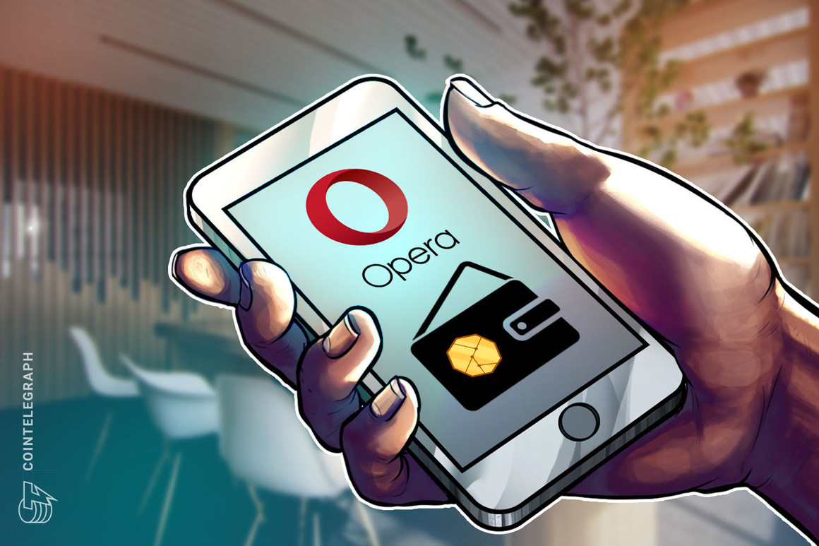 Crypto on-ramp hits Opera browser following Simplex integration