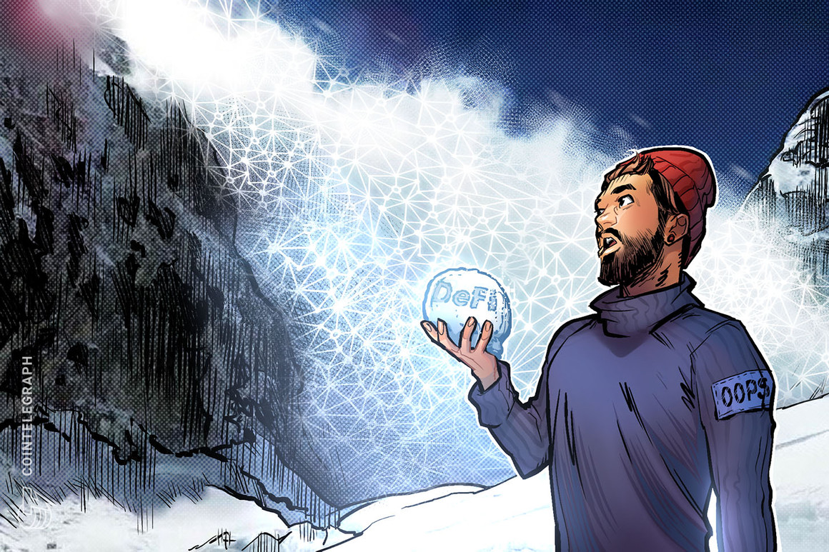 DeFi snowball will turn into a Web 3.0 avalanche