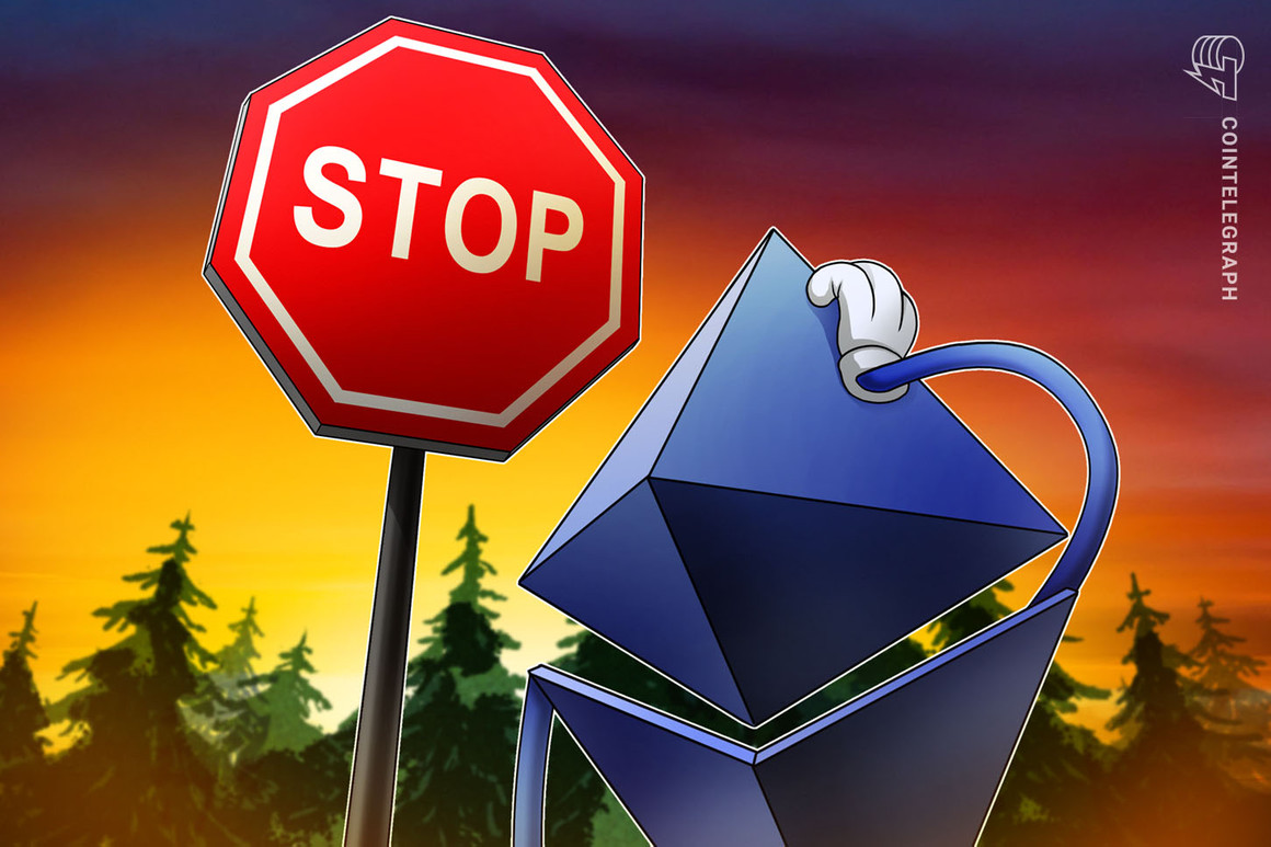 Binance's brief pause of Ethereum withdrawals leaves community perplexed