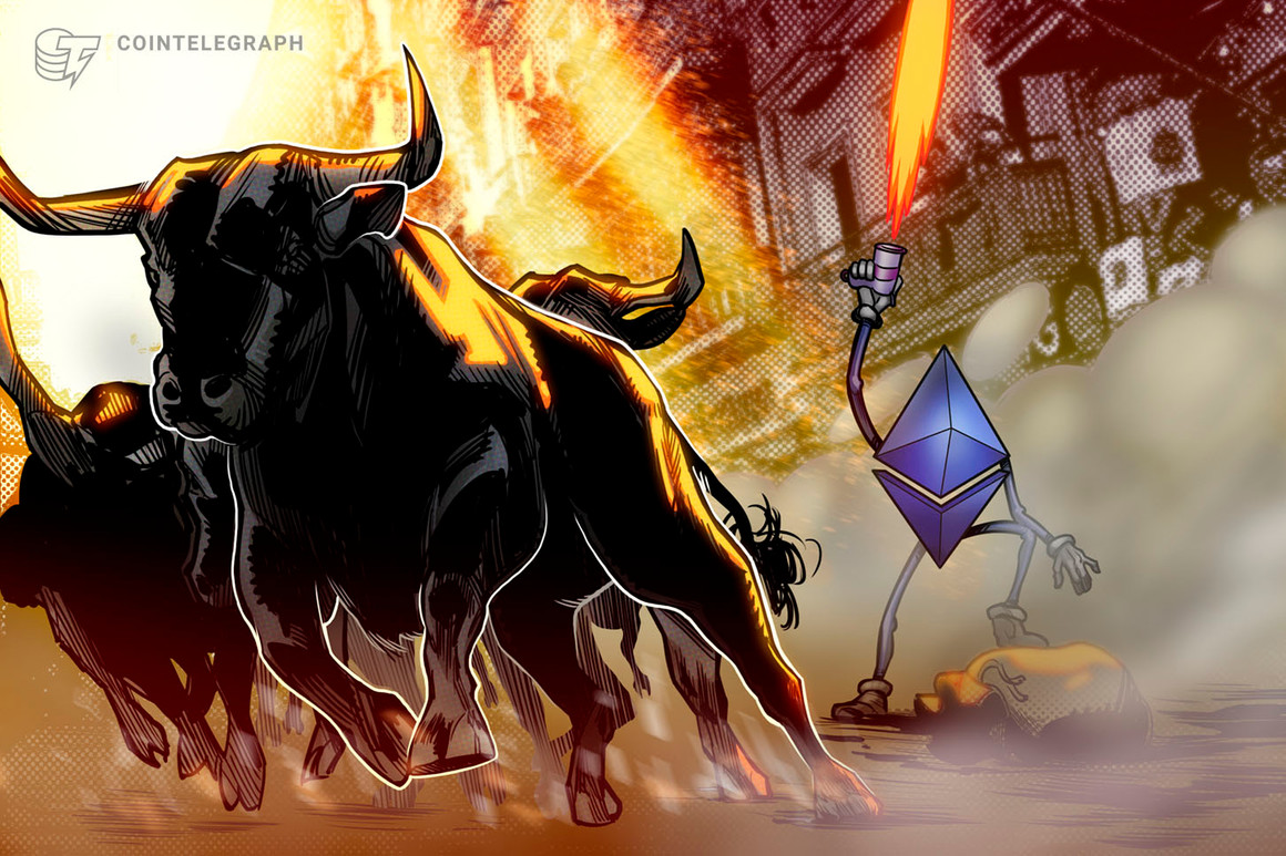 Ethereum price hits a $1,500 all-time high as ETH options and DeFi heat up