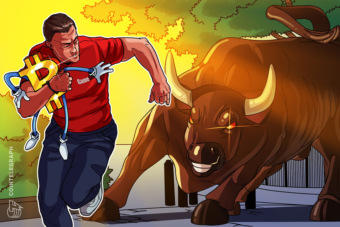 Wallstreetbets vs. Wall Street: A prelude to DeFi bursting onto the scene?
