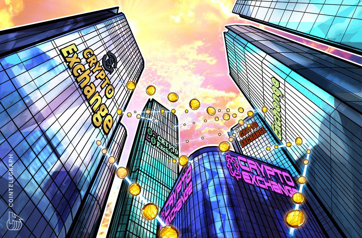 Market share of top crypto exchanges passes $1T: CryptoCompare report
