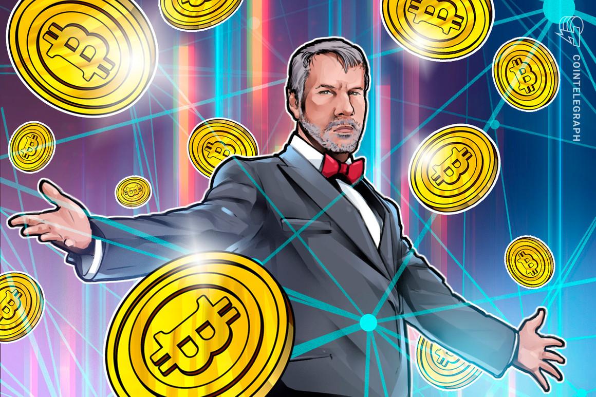 Bitcoin is a 'masterpiece of monetary engineering' Michael Saylor tells Austin Davis