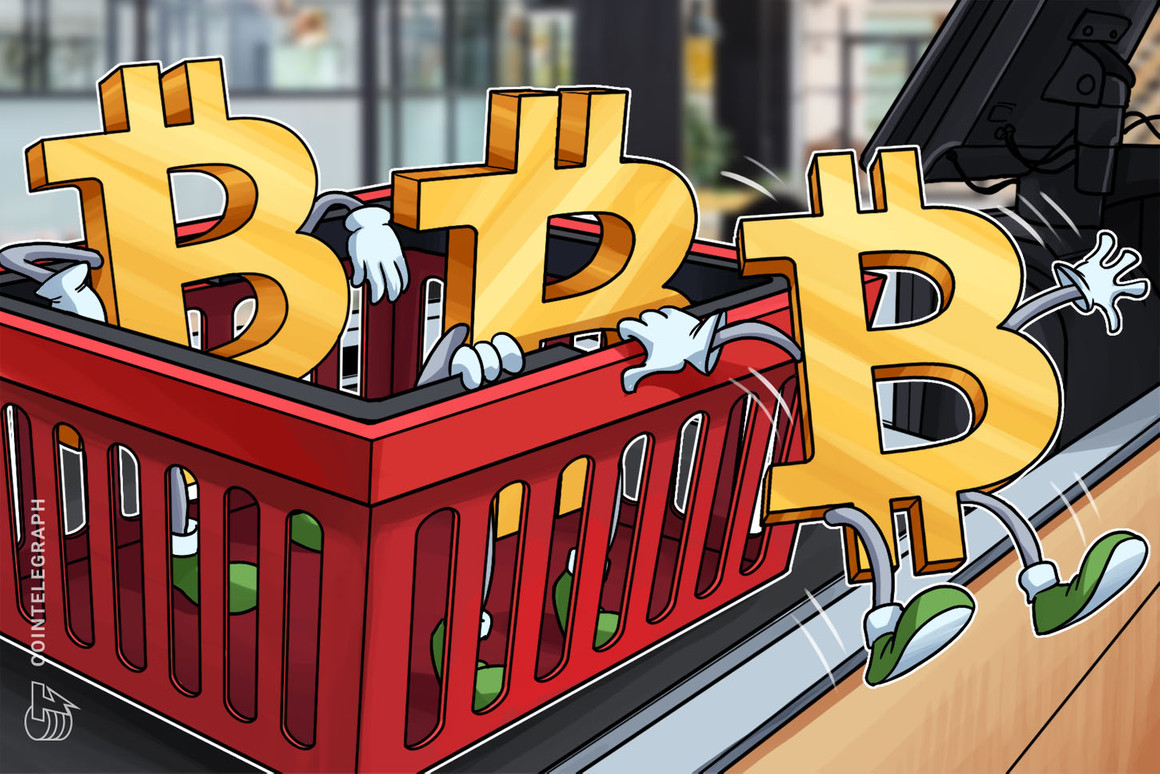 The number of BTC held on exchanges crashed 20% in 12 months