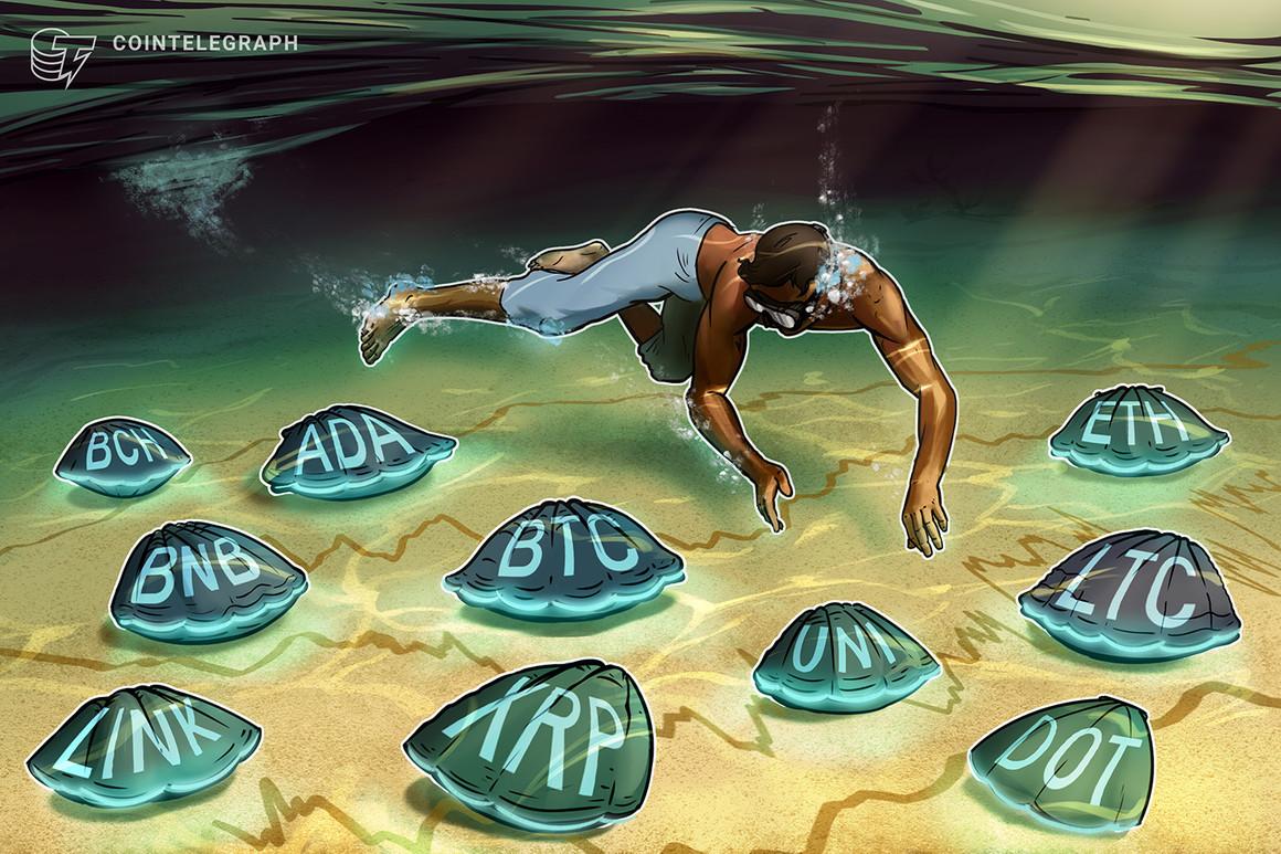 Price analysis 3/10: BTC, ETH, BNB, ADA, DOT, XRP, UNI, LTC, LINK, BCH - Cointelegraph