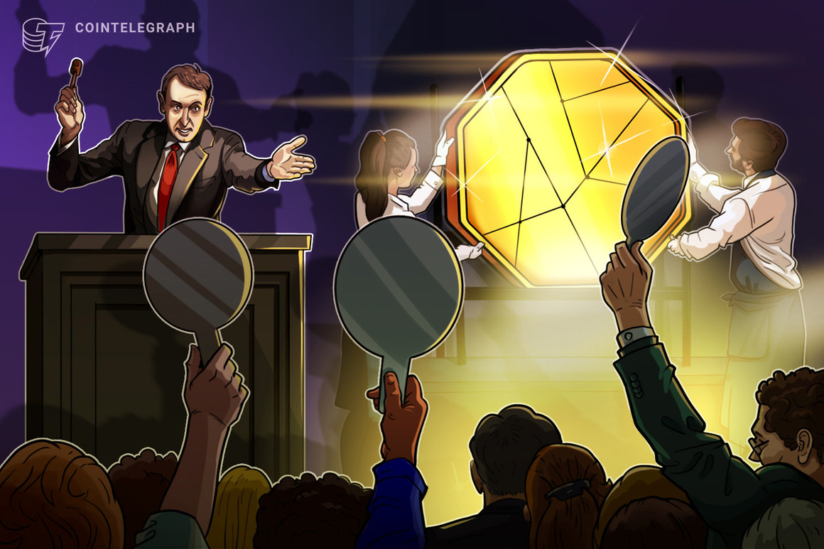 Ethernity Chain partners with BossLogic to launch exclusive NFT auction