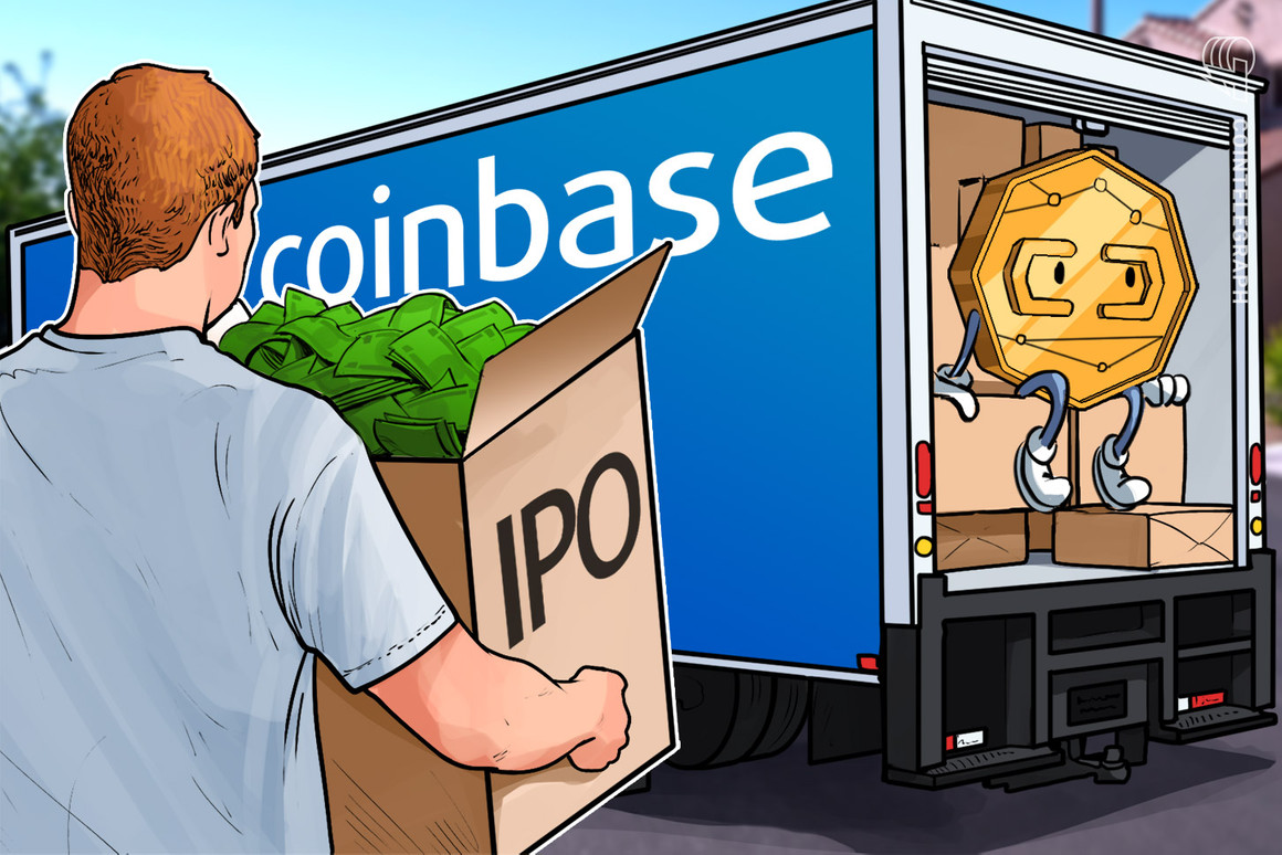 Coinbase insiders dump nearly $5 billion in COIN stock shortly after listing