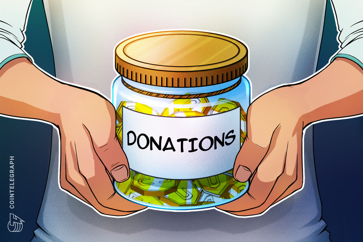 German software developer donated $1.2M in 'undeserved' Bitcoin to political party