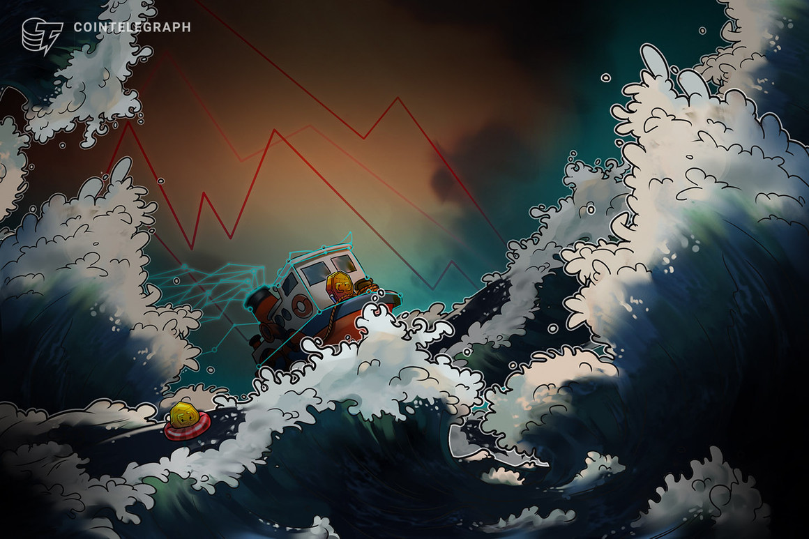 Crypto market volatility peaks as Bitcoin and altcoins seek to recover