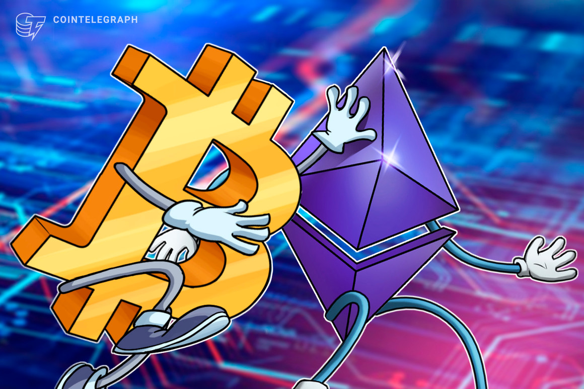 3 reasons why Ethereum may underperform Bitcoin in the short-term - Cointelegraph