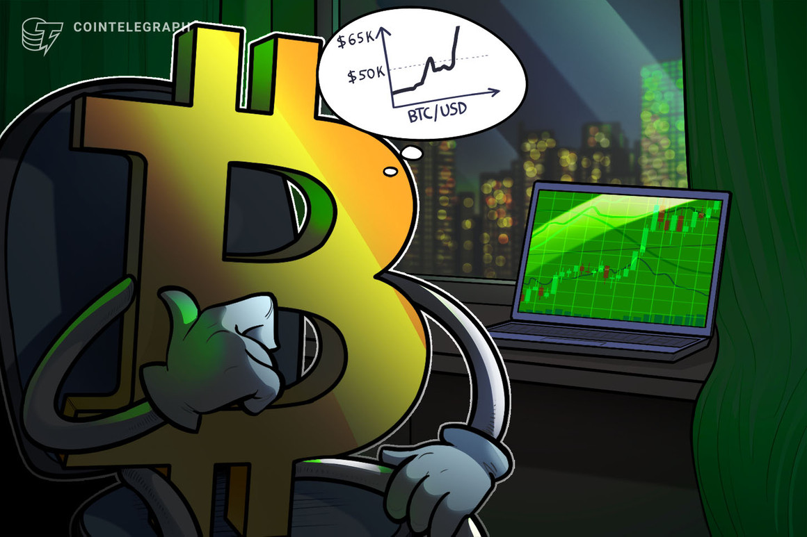 3 reasons why Bitcoin can suddenly explode to a new $50K-$65K range