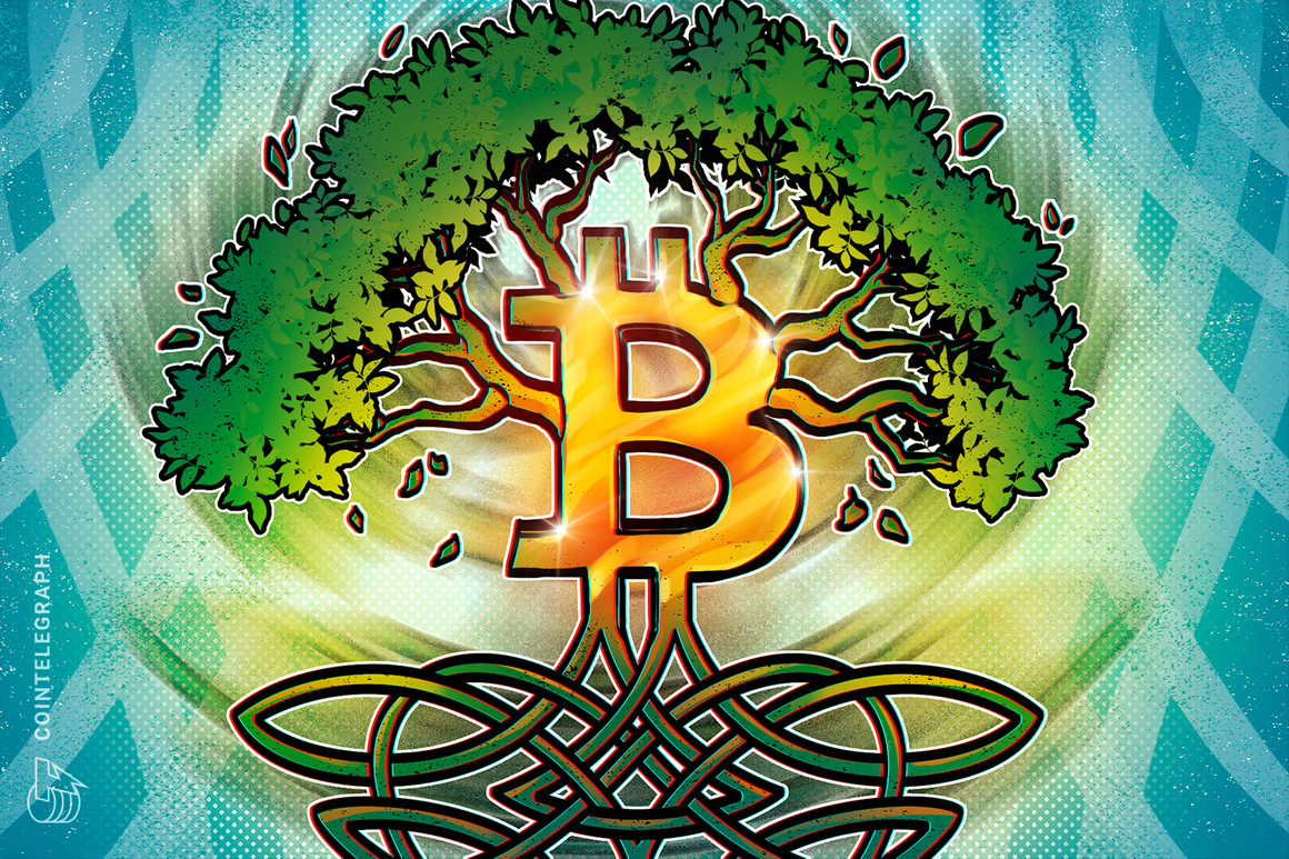 To the roots of mining: Bitcoin going green faster than ever
