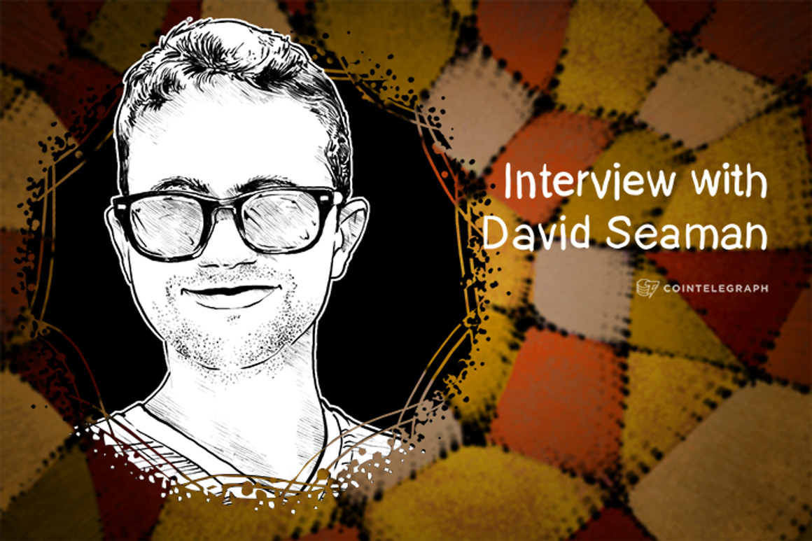 David Seaman on Bitcoin in the Media, Social Change and the Importance of Altcoins