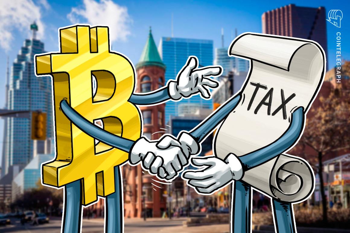 Wie arbeiten Steuern auf Crypto in Kanada?