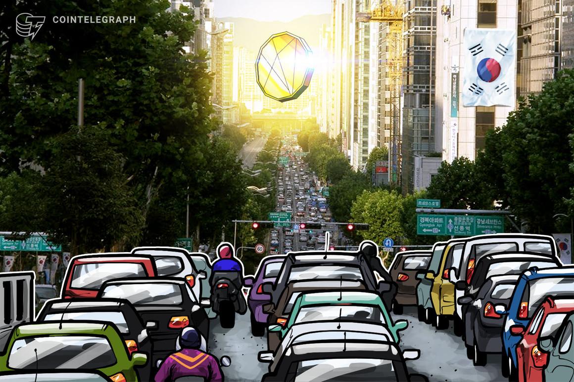corea del mercato bitcoin