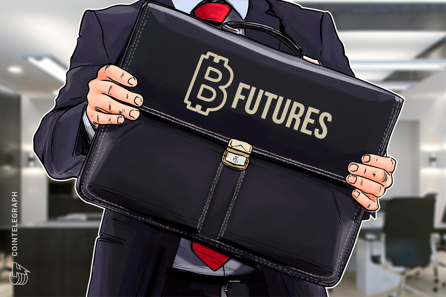 Manipulation? CME Bitcoin Futures Flash Crash to Fill $8.5K 'Gap'
