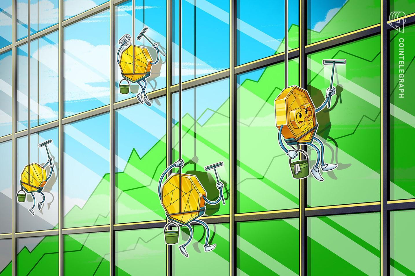 El precio de Bitcoin supera los USD 9,300 mientras las altcoins experimentan ganancias moderadas