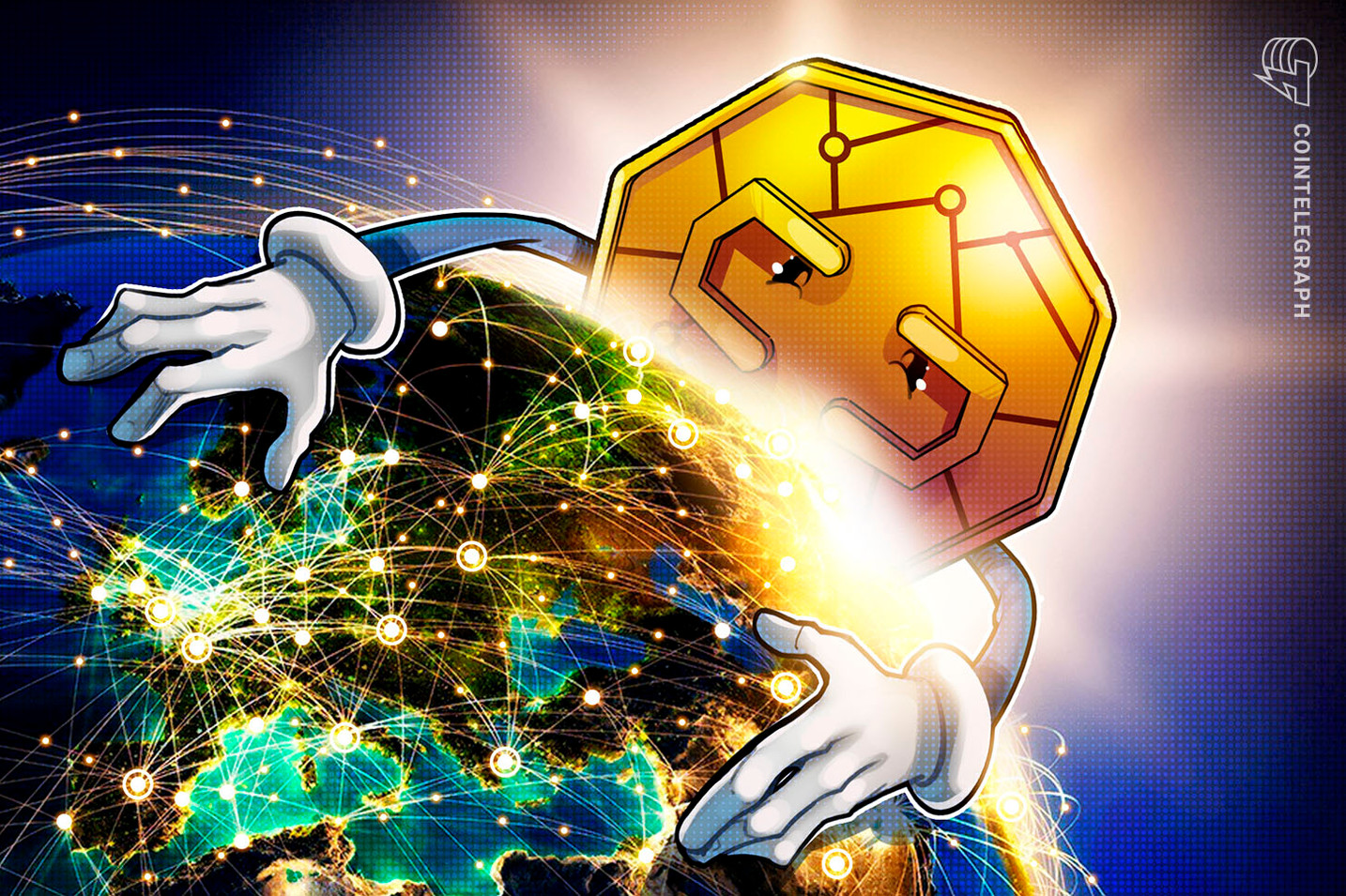 Global Blockchain B2B Volume Expected to Hit $4.4 Trillion by 2024