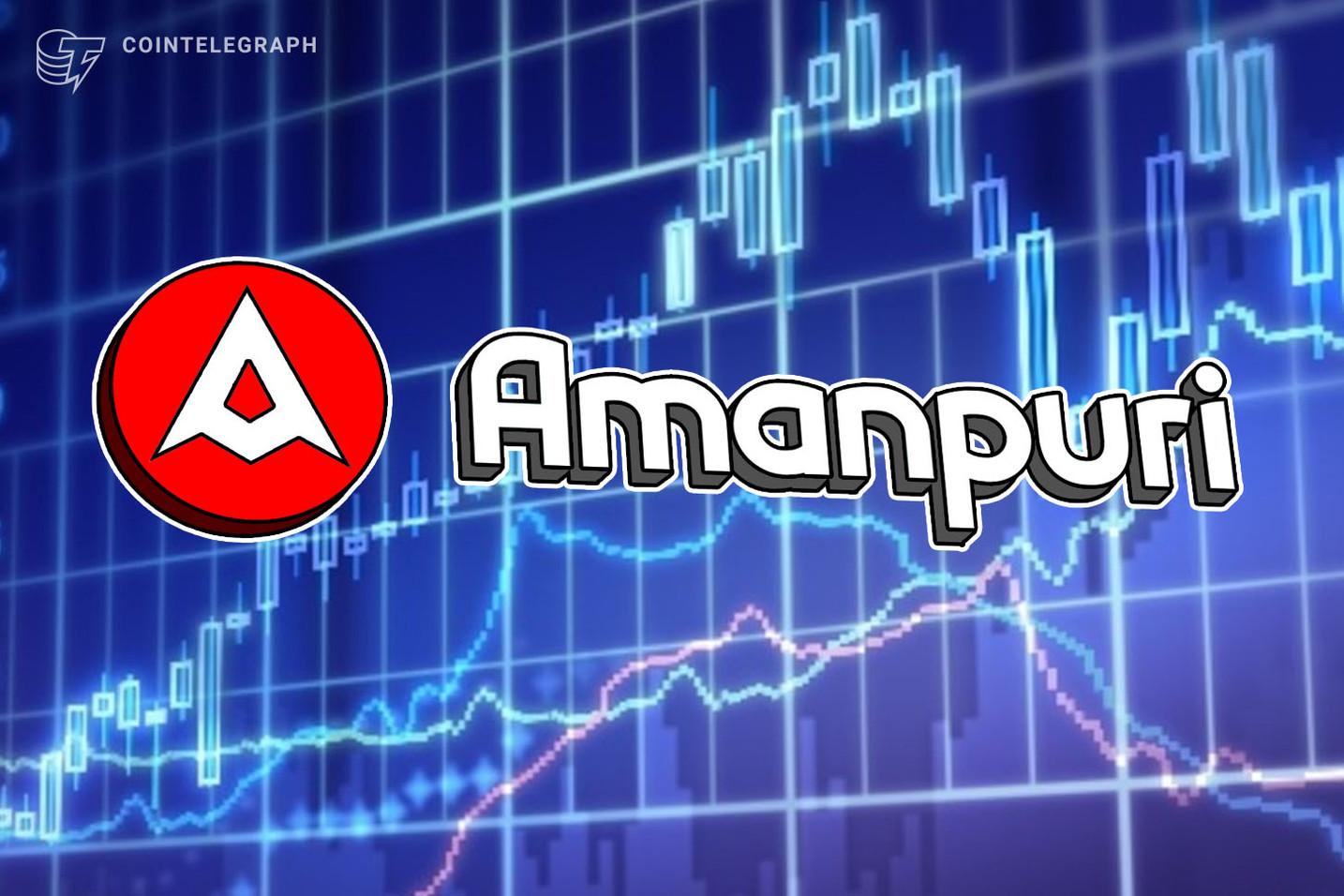 AMANPURI EXCHANGE - Chegou a hora do lançamento oficial!