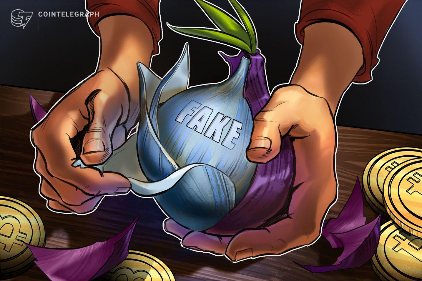 Sahte Tor Tarayıcısı Darknet Kullanıcılarından Bitcoin Çalıyor