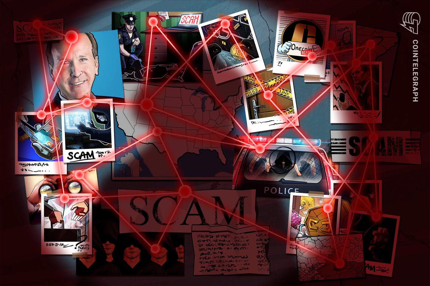 """Informe: El hermano de George Bush obtuvo USD 300,000 por reunirse con la """"Cripto Reina"""" de OneCoin"""