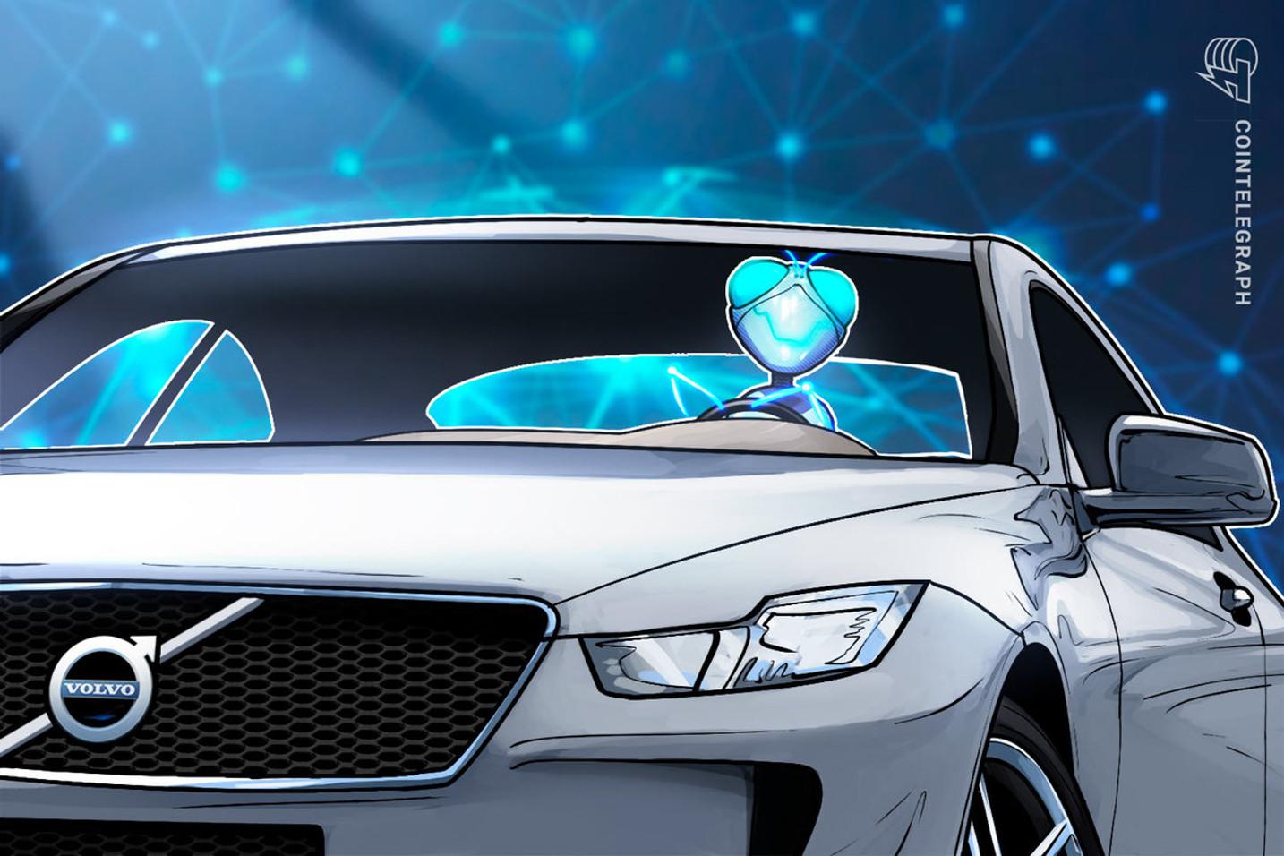 Il cobalto utilizzato da Volvo nelle batterie delle sue auto elettriche sarà tracciato su blockchain