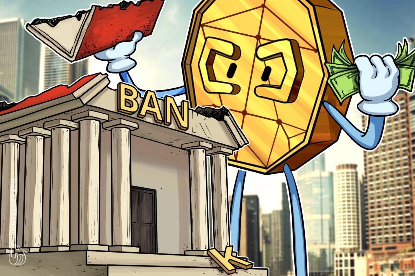 Professor de Stanford diz que criptos vão implodir os juros baixos dos bancos