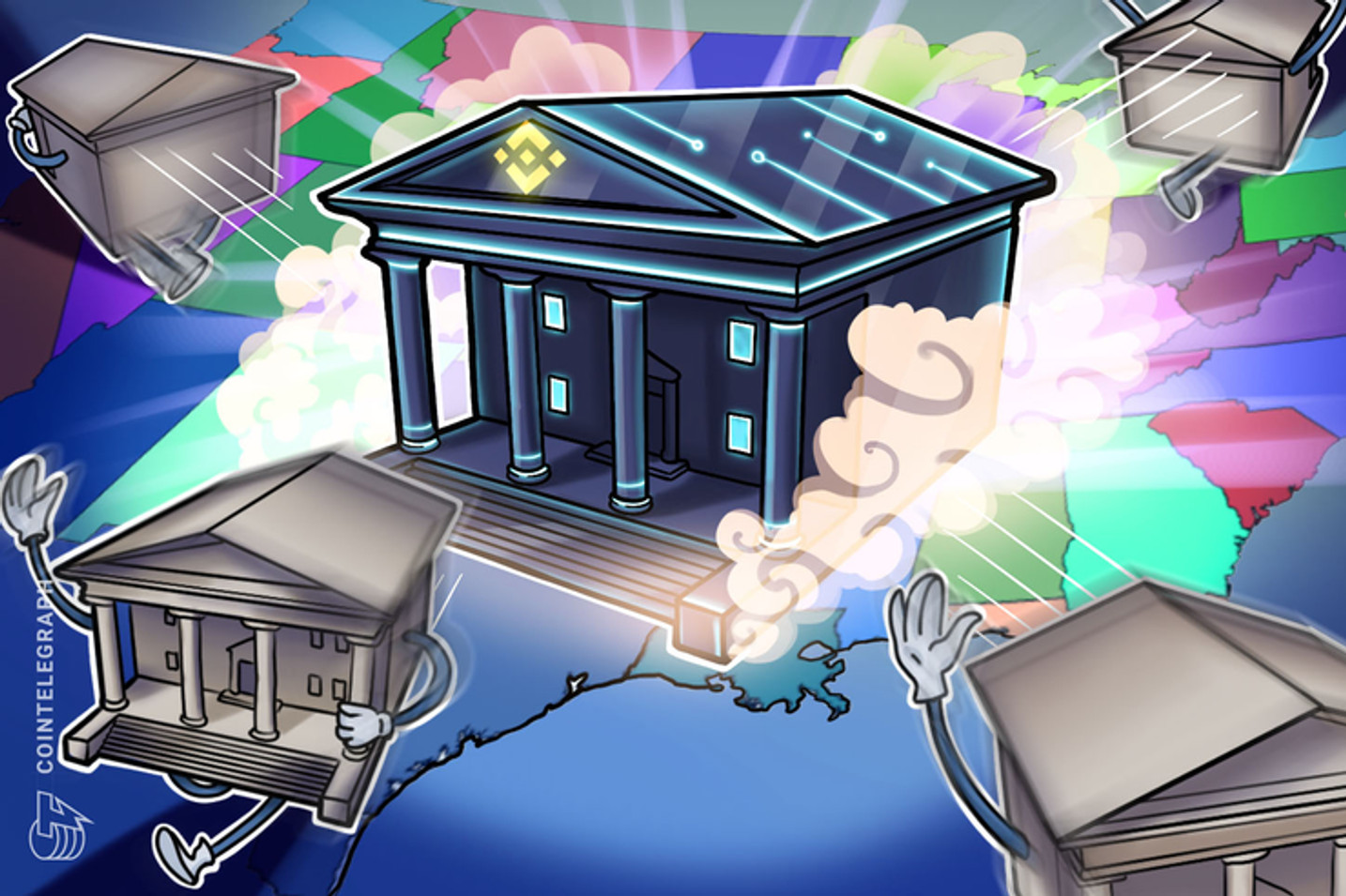 El lanzamiento de Binance US puede tener efectos de gran alcance en el mercado de criptomonedas