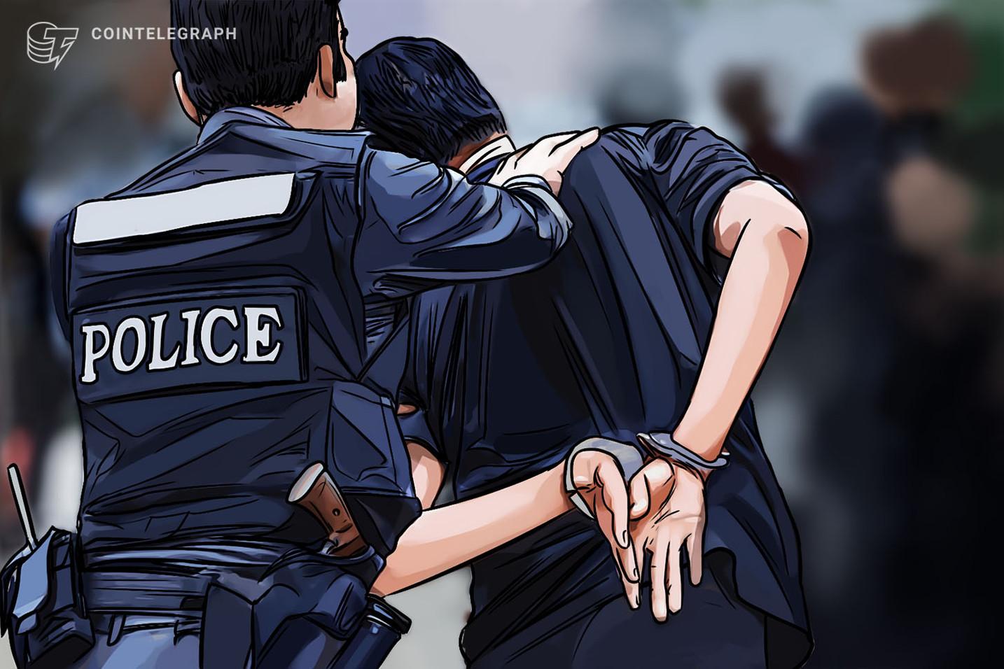 Arrestan al director de Crypto Capital por lavado de dinero