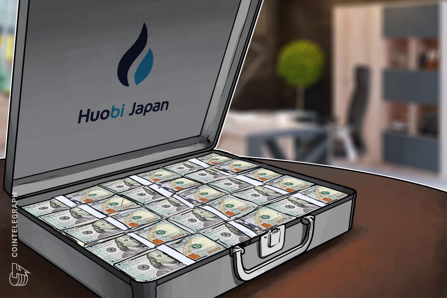 Huobi Japonya, Kripto Ticareti için FPG'den 4,6 Milyon Dolar Topladı