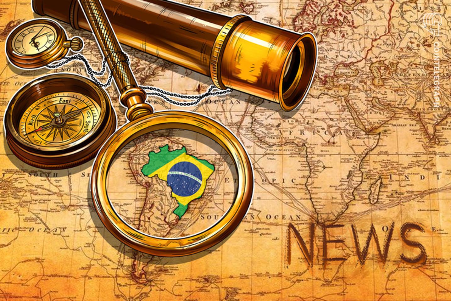 Empresa brasileira acusada de atuar como pirâmide de Bitcoin processa o Google e tenta censurar reportagens