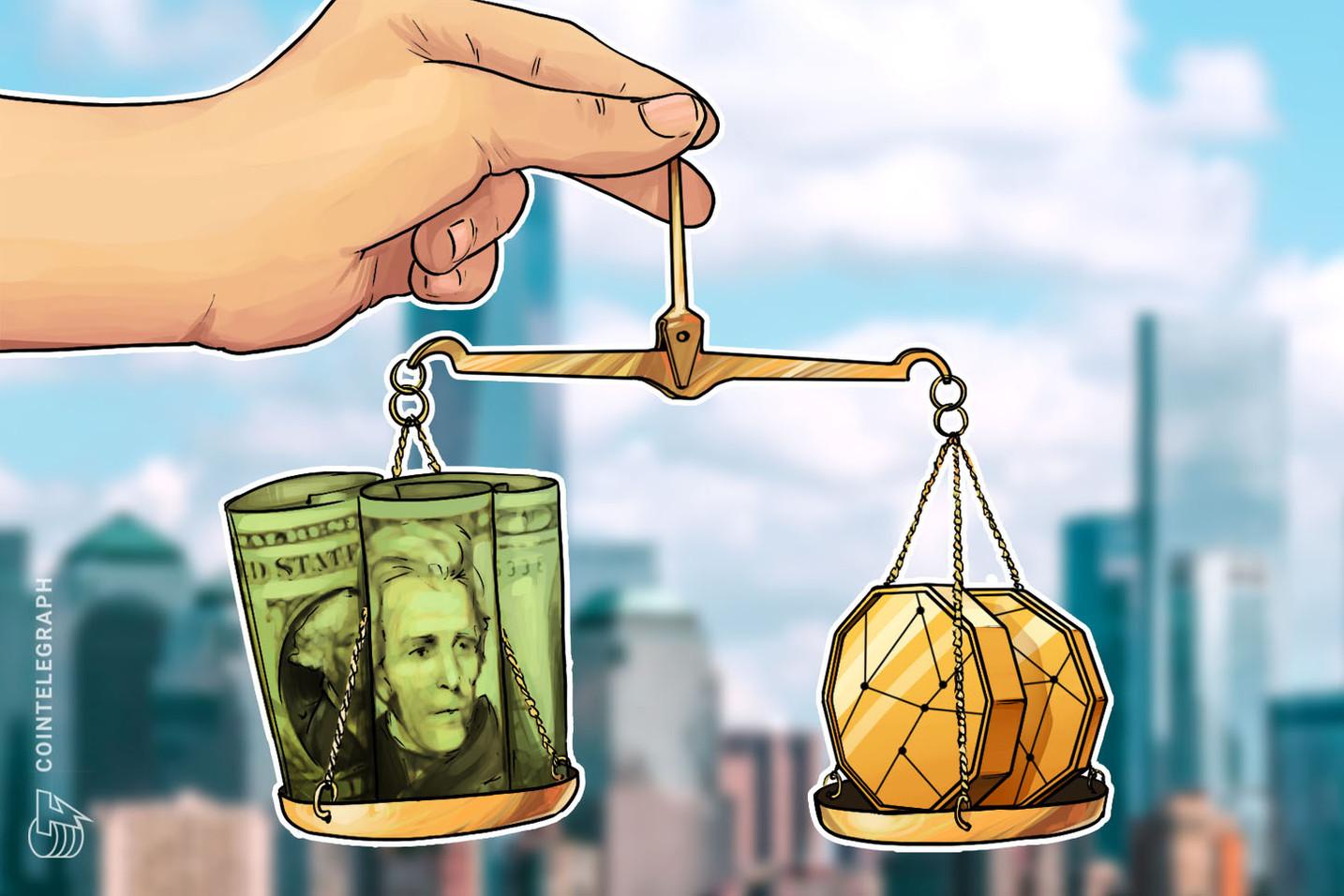 Congressista dos EUA alerta: 'Criptomoeda pode desbancar ou interferir no dólar'