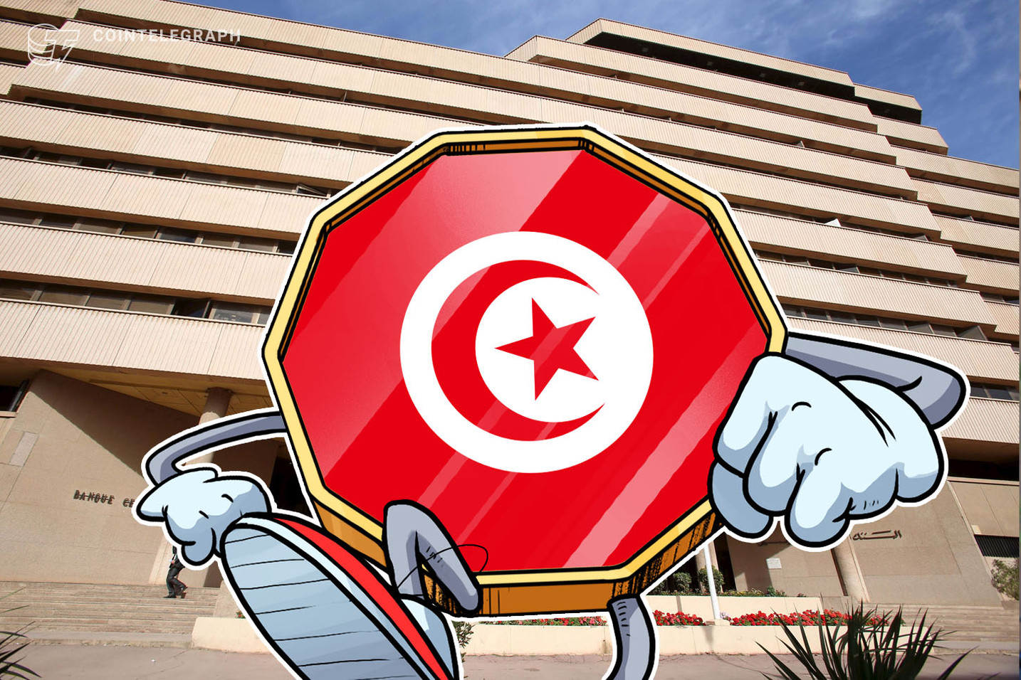 Tunisia to Launch E-Dinar National Currency Using Blockchain