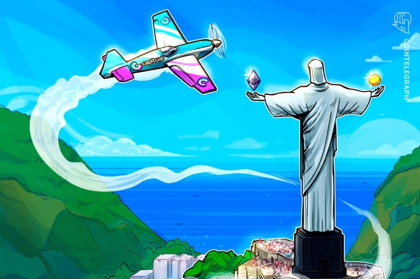 'Criptobanco' Capitual chega ao Brasil para facilitar negociações, pagamentos e compras com criptomoedas