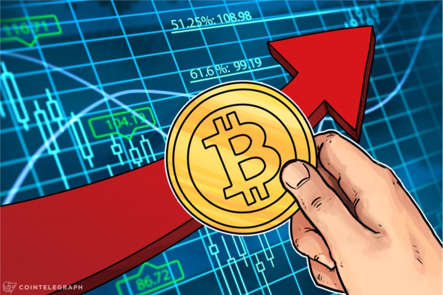 'Bitcoin vai valer US$ 1 milhão em fevereiro de 2028', diz o analista Timothy Peterson
