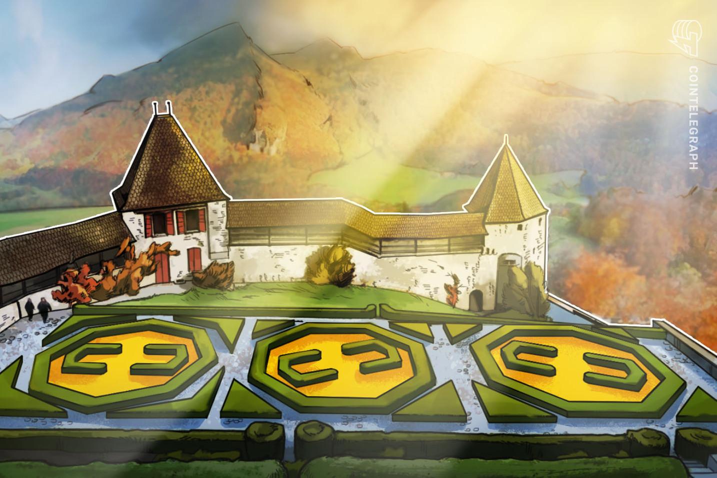 Coinshares y Blockchain lanzan DGLD Gold Token como una cadena lateral de Bitcoin