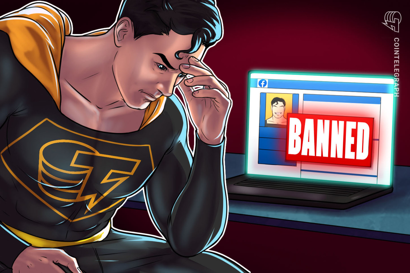 UPDATED: Cointelegraph Facebook Page Unpublished, One Month and Counting