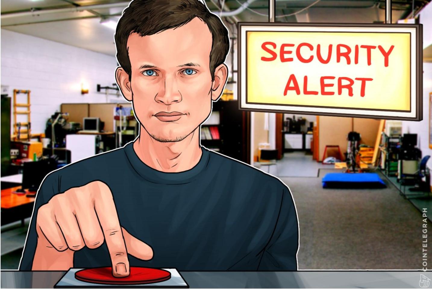 'Não estou otimista com as blockchains de grandes empresas', diz Vitalik Buterin, criador do Ethereum