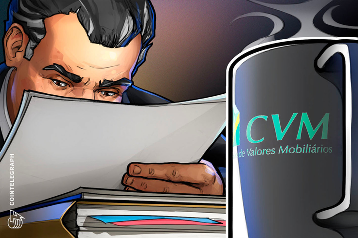CVM lança página com empresas suspensas e irregulares com Atlas Quantum e Bitcoin Banco