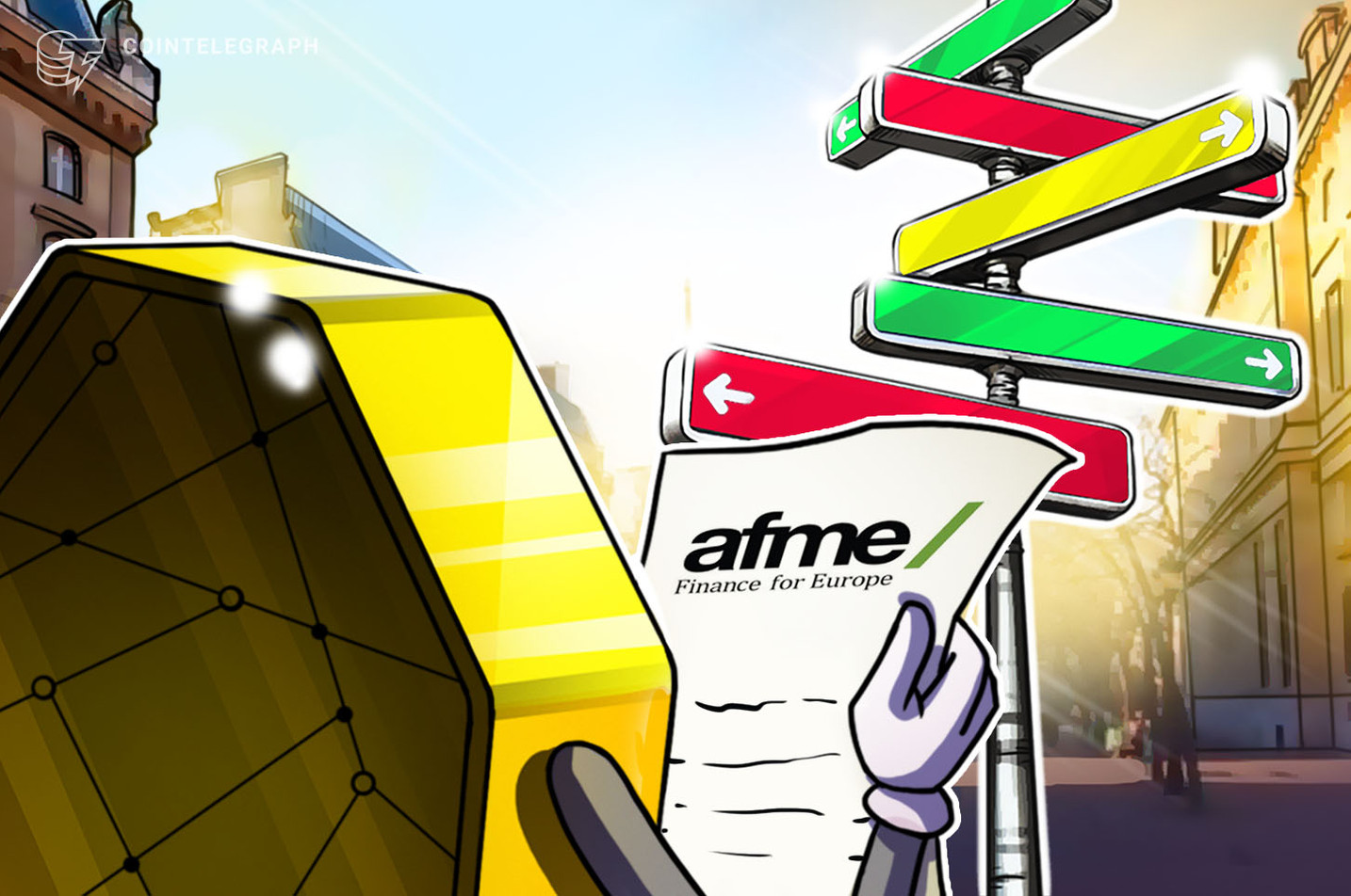 EU Must Coordinate Crypto Regulation to Become Global Leader: AFME