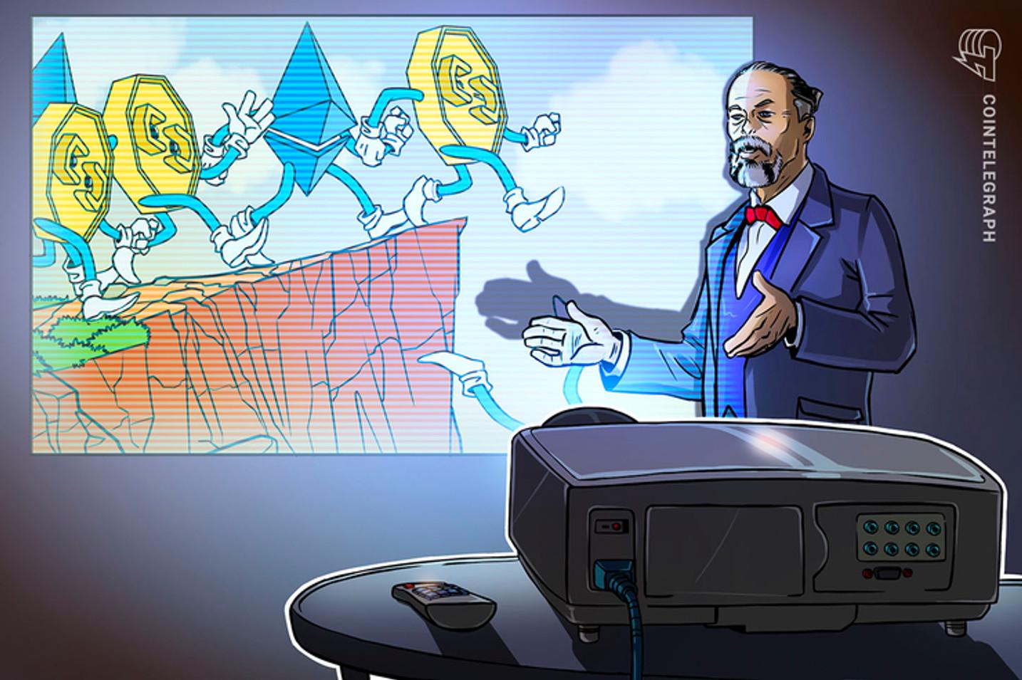 "El desarrollador de Bitcoin, Peter Todd, llama a Ethereum un ""scam"""