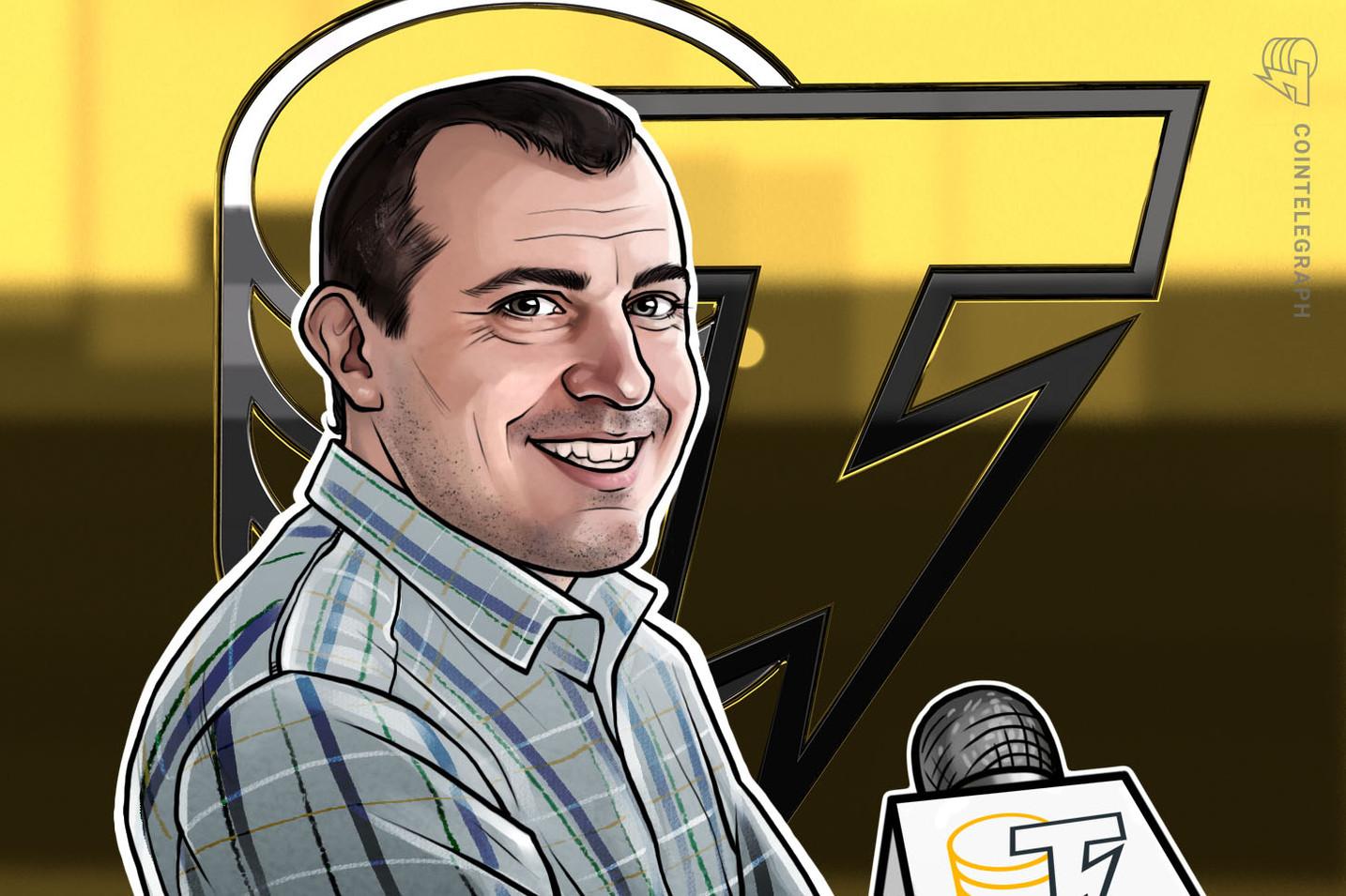 'O Bitcoin é o próximo Bitcoin', diz Andreas Antonopoulos em palestra