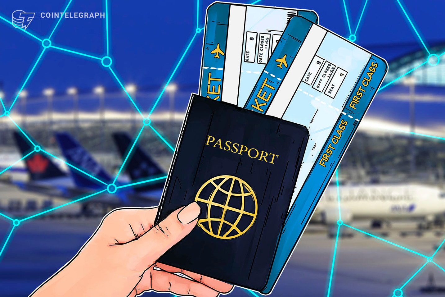 German Airline Company Hahn Air Issues Tickets on Blockchain