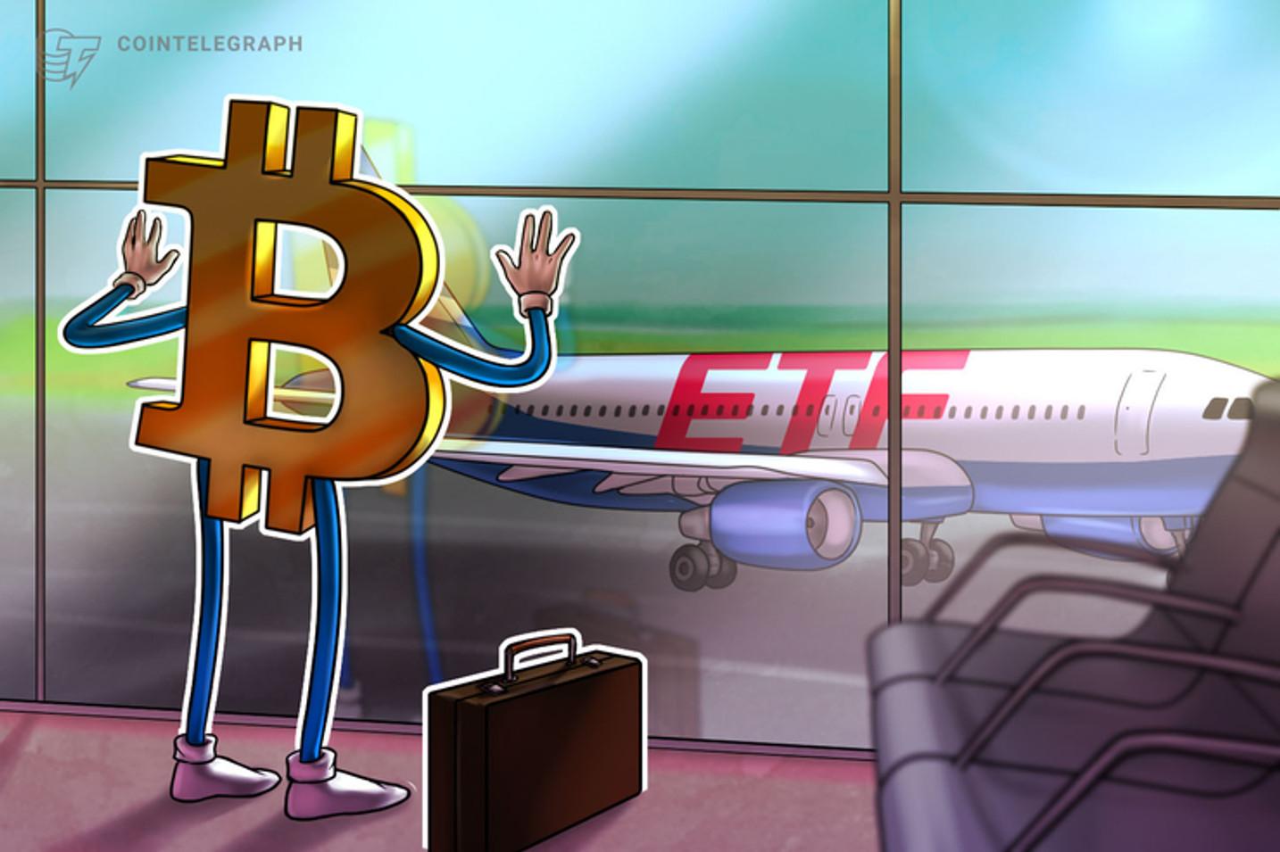Enquanto ETF de Bitcoin empaca, ETF Brasileiro 'bomba' em Nova York