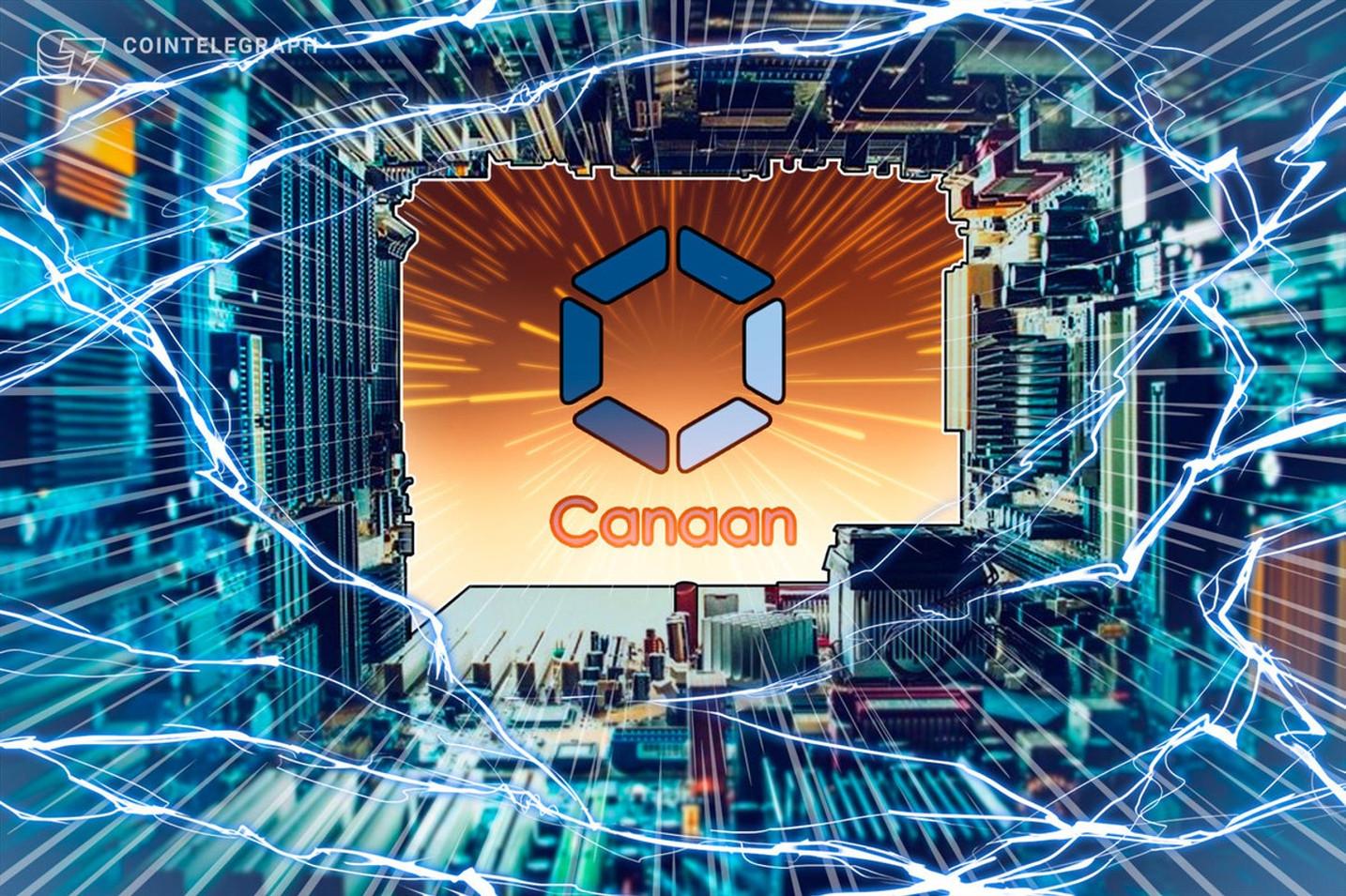 【速報】中国の仮想通貨マイニング大手カナン、ナスダックにIPO申請