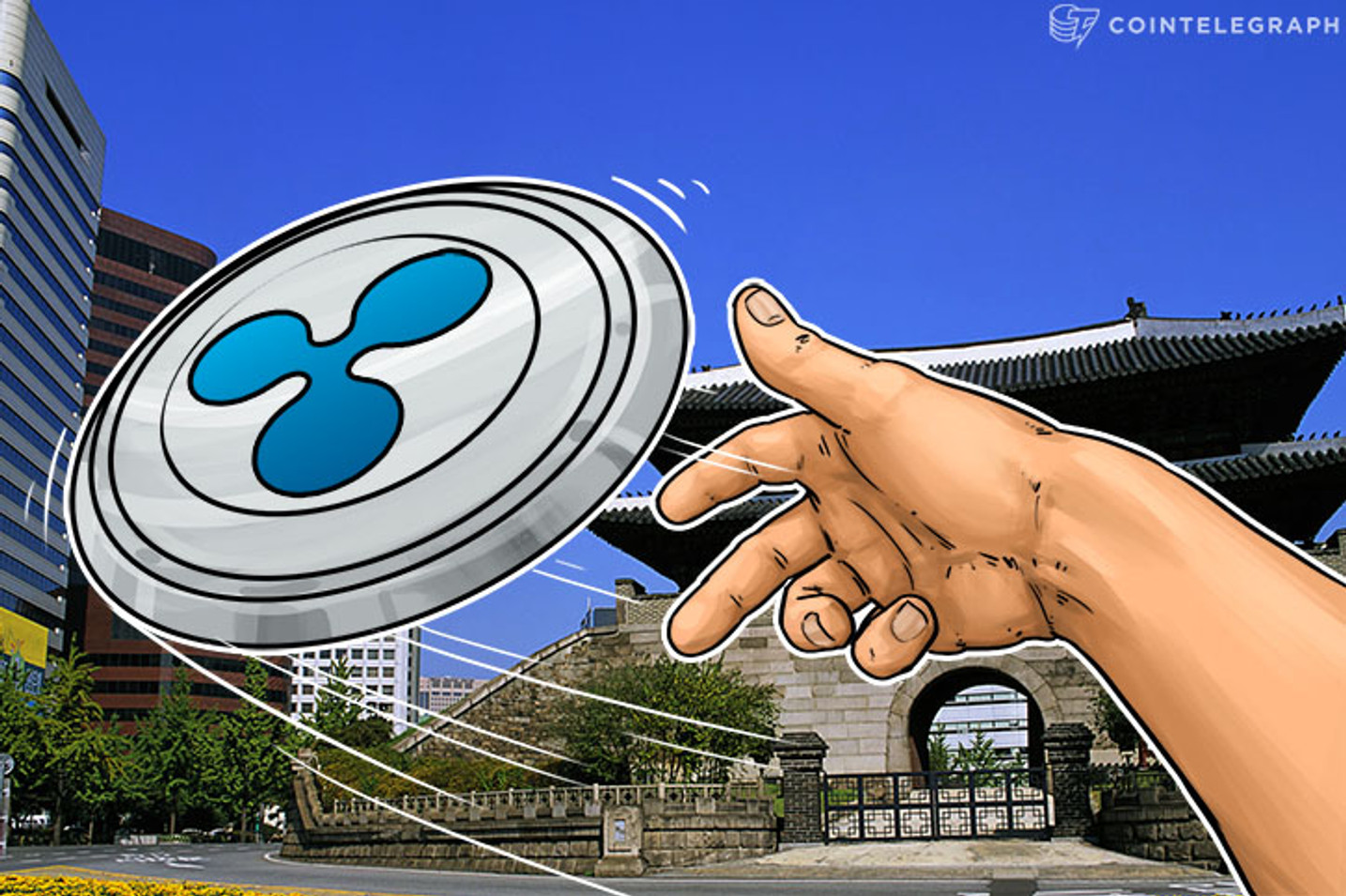 CoinMarketCap Removes South Korea Exchanges, Ripple Market Cap Drops $20 Billion